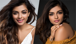 Actress Ashna Zaveri Latest Photoshoot - Pictures