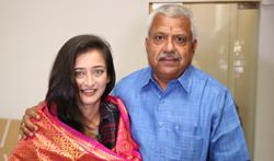 Akshara Haasan at Knack Studios - Pictures