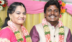 PRO Bhuvan Wedding Reception - Pictures