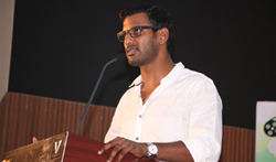 Sakunthalavin Kadhalan Movie Audio Launch - Pictures