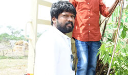 Actor Soundararaja Tree Planting with 120 Govt Shool Students - Pictures