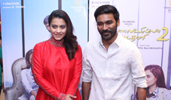 VIP 2 Movie Press Meet - Pictures