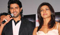 Priyanka & Harman at Lovestory2050 merchandise launch