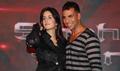 Akshay and Katrina at Singh is Kinng media meet