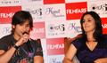 Vidya and  Shahid shine at Kismet Konnection music launch