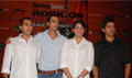 Arjun, Farhan with Rock on concert for humanity