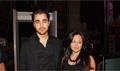 Imraan Khan and Mughda at PVR