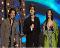 Sanjay Leela Bhansali with Sonam and Ranbir Kapoor in Amul Star Voice of India