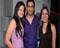 Rohit Roy's celebrates with Shootout at Lokhandwala cast