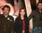RGV, Mohit and Nisha at SHIVA media meet