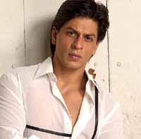 Upbeat Shah Rukh Khan