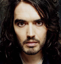 Russell Brand to produce 'The President Stole...'