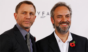 New 'James Bond' movie named 'Skyfall'