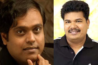 Shankar and Harrris Jayaraj in London to compose