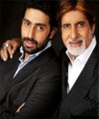 'Mard ko dard nahin hota', Abhishek says for Big B