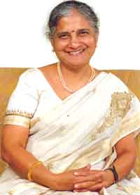 Sudha Murthy gave perfect shots for Kannada film: director