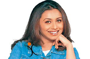 Rani models her 'Ta Ra Rum Pum' performance on her mom