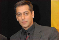 Salman Khan hale and hearty