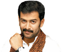 Please don't marry me off in a hurry: Prithvi