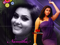 Wallpaper 4 of Namitha