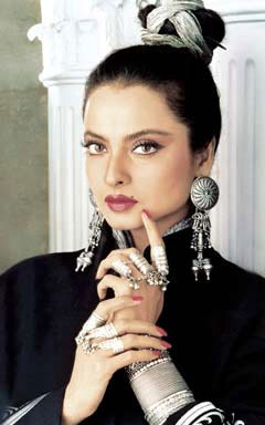 10 things you didn't know about Rekha