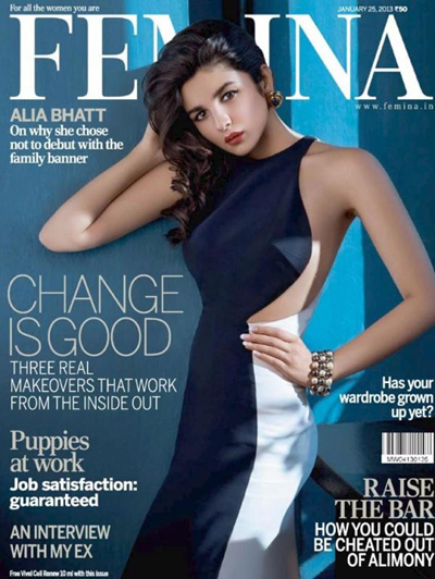 Bollywood actresses steaming up magazine covers