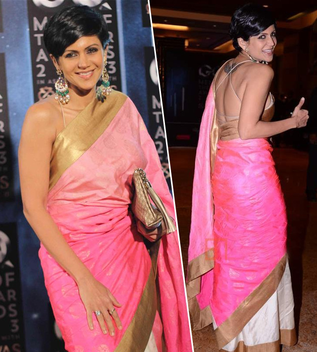 Celeb style: Get saree-liscious this festive season!