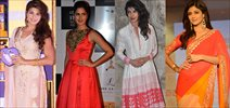 10 actresses tell you how to get the festive look!