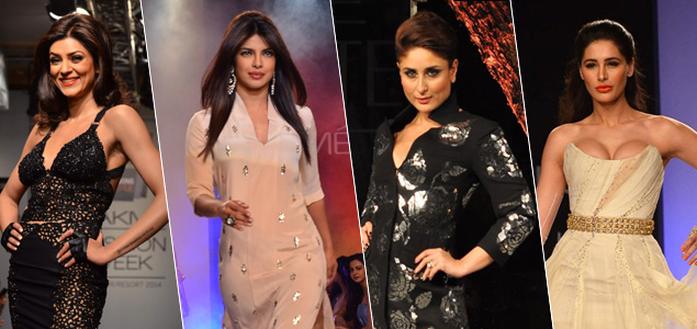 Sexiest show-stoppers at the Lakme Fashion Week 2014