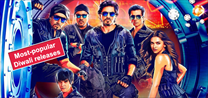 Most-popular Diwali releases of Bollywood