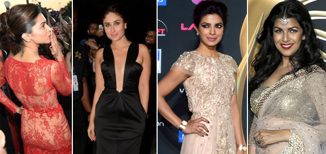Sexiest actresses at IIFA 2014