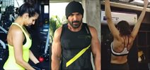 8 Celebrity workout videos that will give you major fitness goals