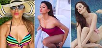 Bollywood's hottest bikini babes on Instagram
