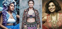 When Bollywood divas turned brides for magazine covers