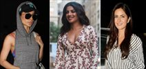 Top 8 Bollywood fashionistas of the week