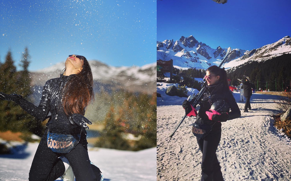 10 celebrities whose holiday pictures made us turn green with envy