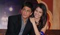 Shahrukh Khan introduces Anushka Sharma to media