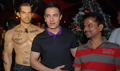 Aamir at Ghajini Media Screening
