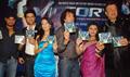 Harbhajan Singh unveils Victory music album