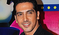 Zayed Khan promotes Blue