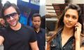 Saif and Deepika promote Love Aaj Kal
