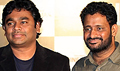 AR Rahman & Resul unveil the first look  of BLUE