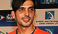 Zayed Khan at Blue-Hungama media meet