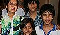 Danny Boyle meet Slumdog Millionaire Kids