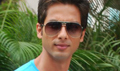 Shahid promotes Kaminey