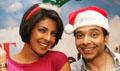 Priyanka & Uday at Pyaar Impossible media meet