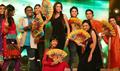 Deepika promotes CC2C on Indian idol 4
