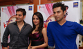 Randeep, Raima and  Arbaaz promote MKMJA