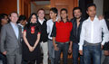 Press conference of Slumdog Millionaire