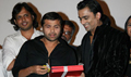 Aftaab and Aamna bond at Aloo chaat music launch